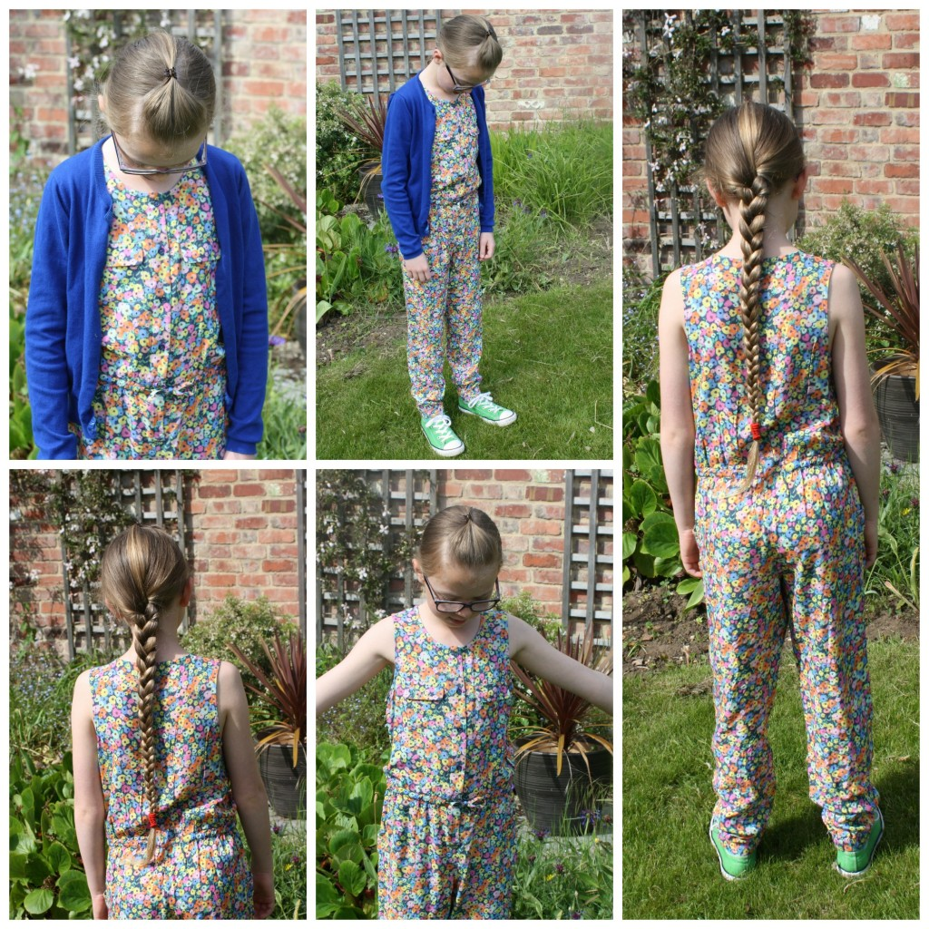 Jumpsuit, Fashion, Daughter, Girls, M&S