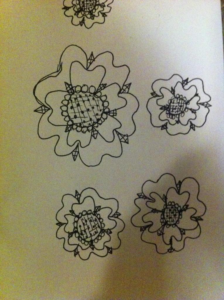 Drawings, Art, Daughter, 365