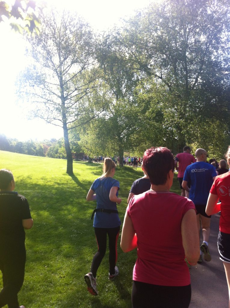 Parkrun, Running, Silent Sunday, My Sunday Photo
