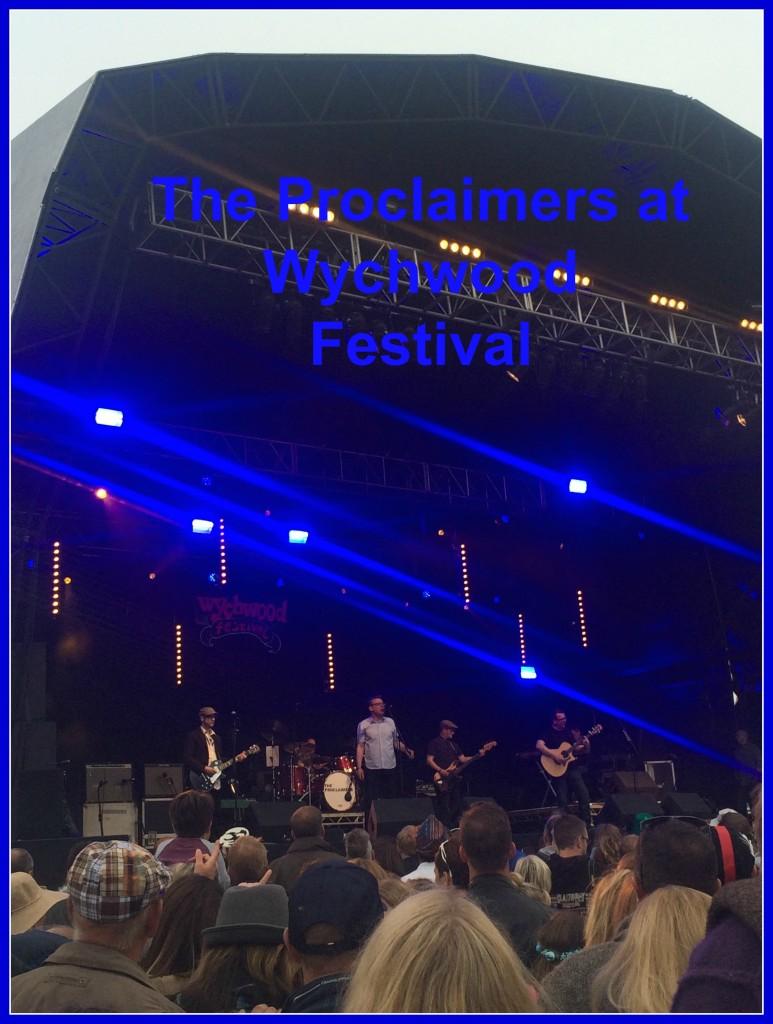 Proclaimers, Wychwood Festival, Cheltenham