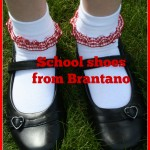 School shoes from Brantano