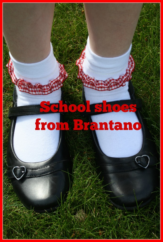 School shoes, Brantano, Clarks, Review