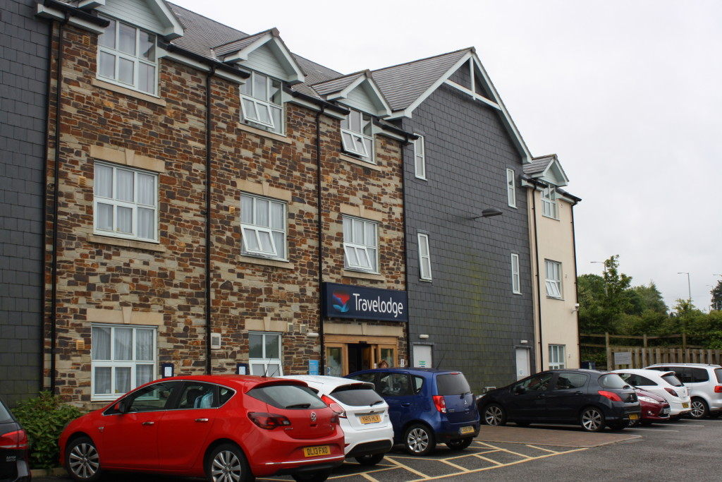 Travelodge, Cornwall, Wadebridge