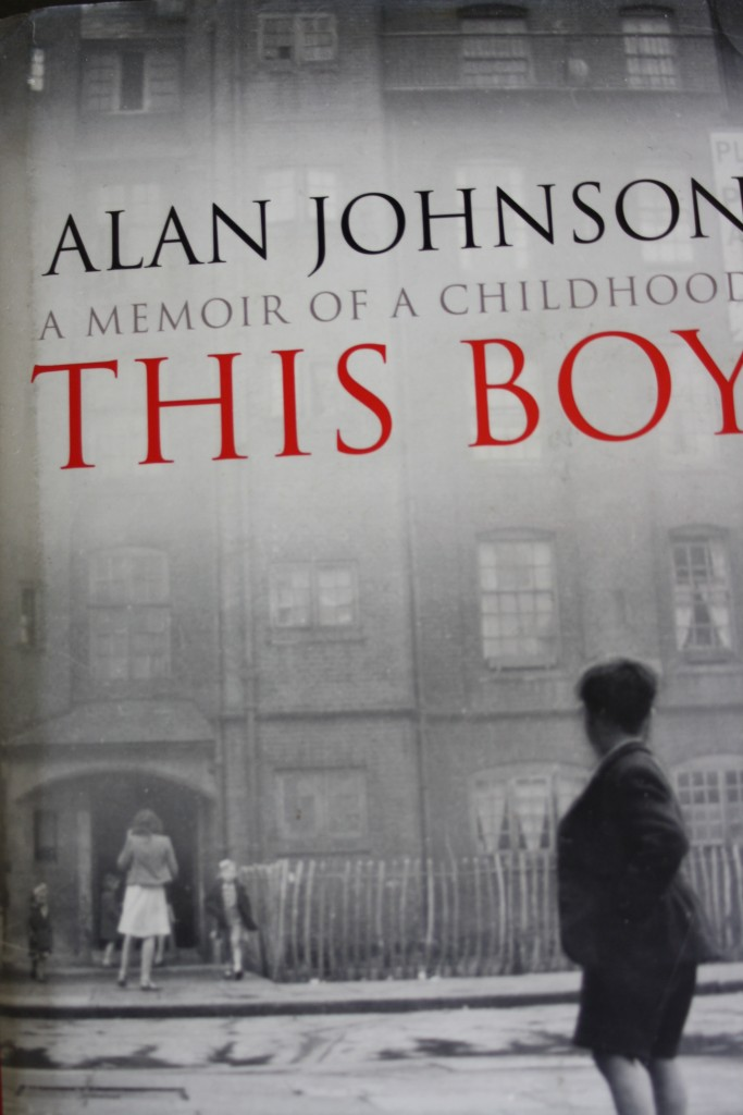 This Boy, Alan Johnson, Book review