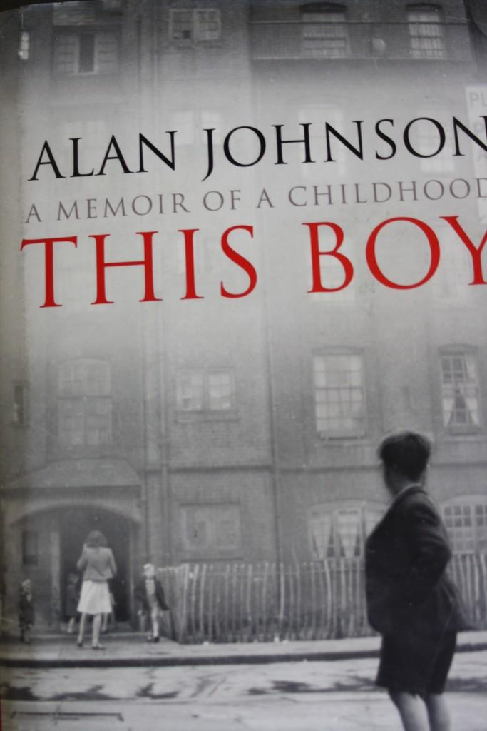 This Boy, Alan Johnson, Book review
