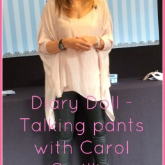 Diary Doll knickers (Britmums Live)