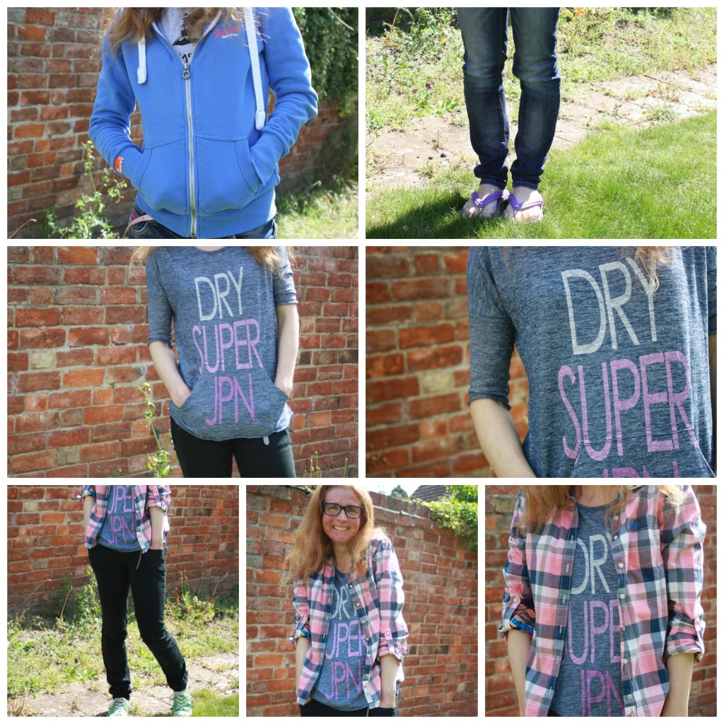 Blogging, Britmums Live, What I'm Wearing, Superdry, Outfit