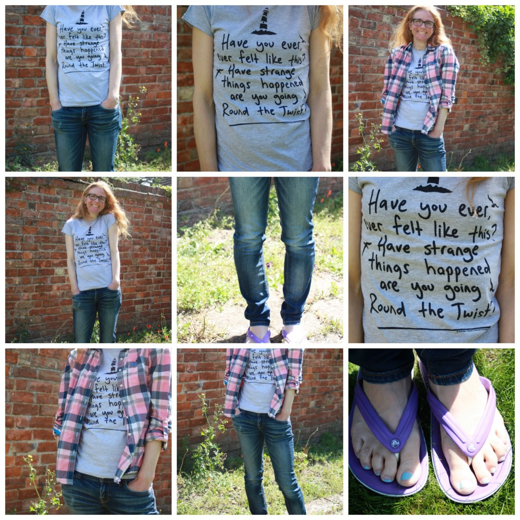 Britmums Live, What I'm Wearing, Outfit, Superdry, Blogging