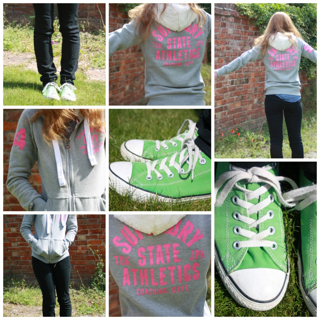 Blogging, Britmums Live, What I'm Wearing, Superdry, Converse, Outfit