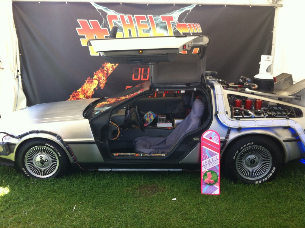 Back to the Future, Cheltenham Science Festival