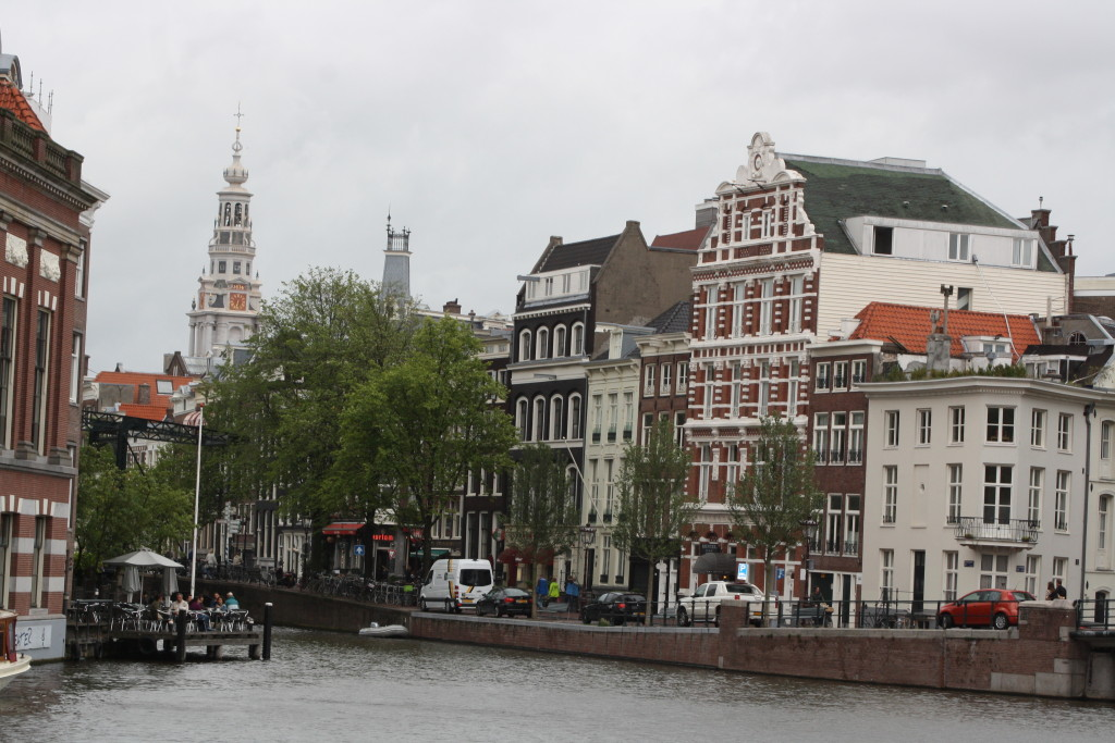 Amsterdam, Holiday, Travel