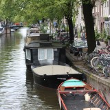 Going to Amsterdam as a one child family!
