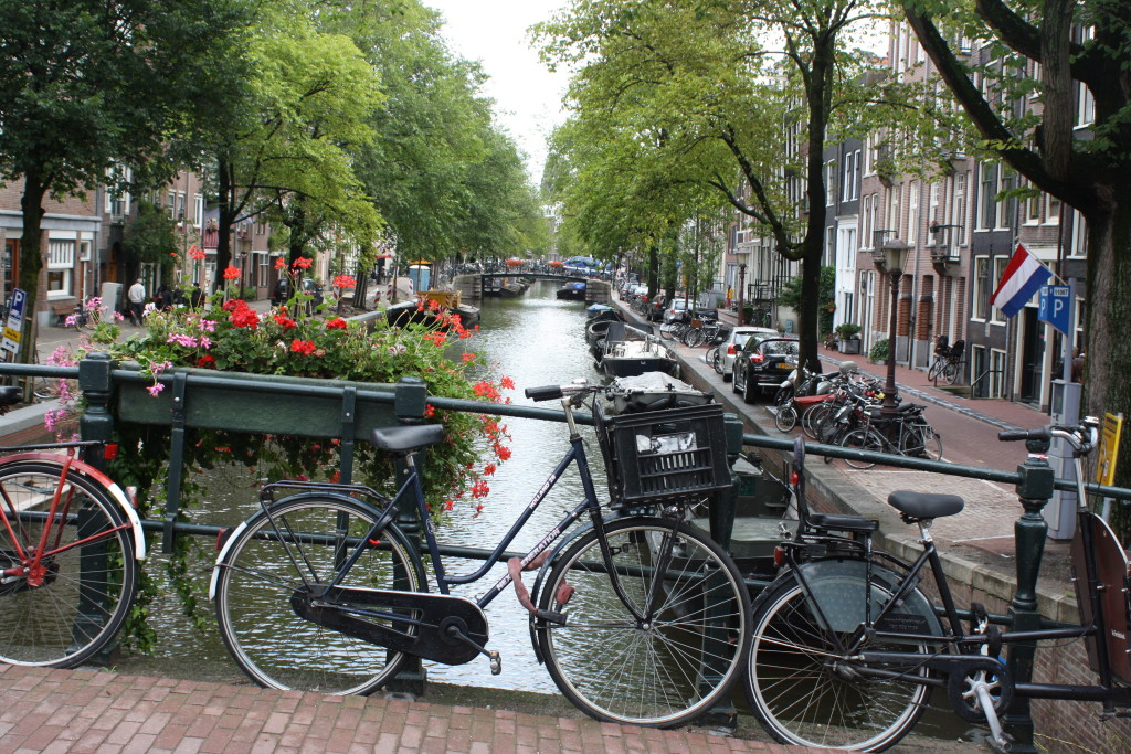 Amsterdam, Silent Sunday, My Sunday Photo, Check Out That View, Holiday