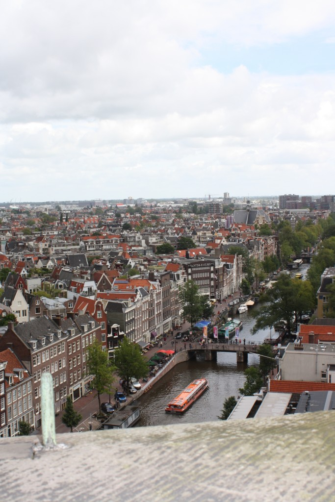 Amsterdam, View, Wester Tower, 365