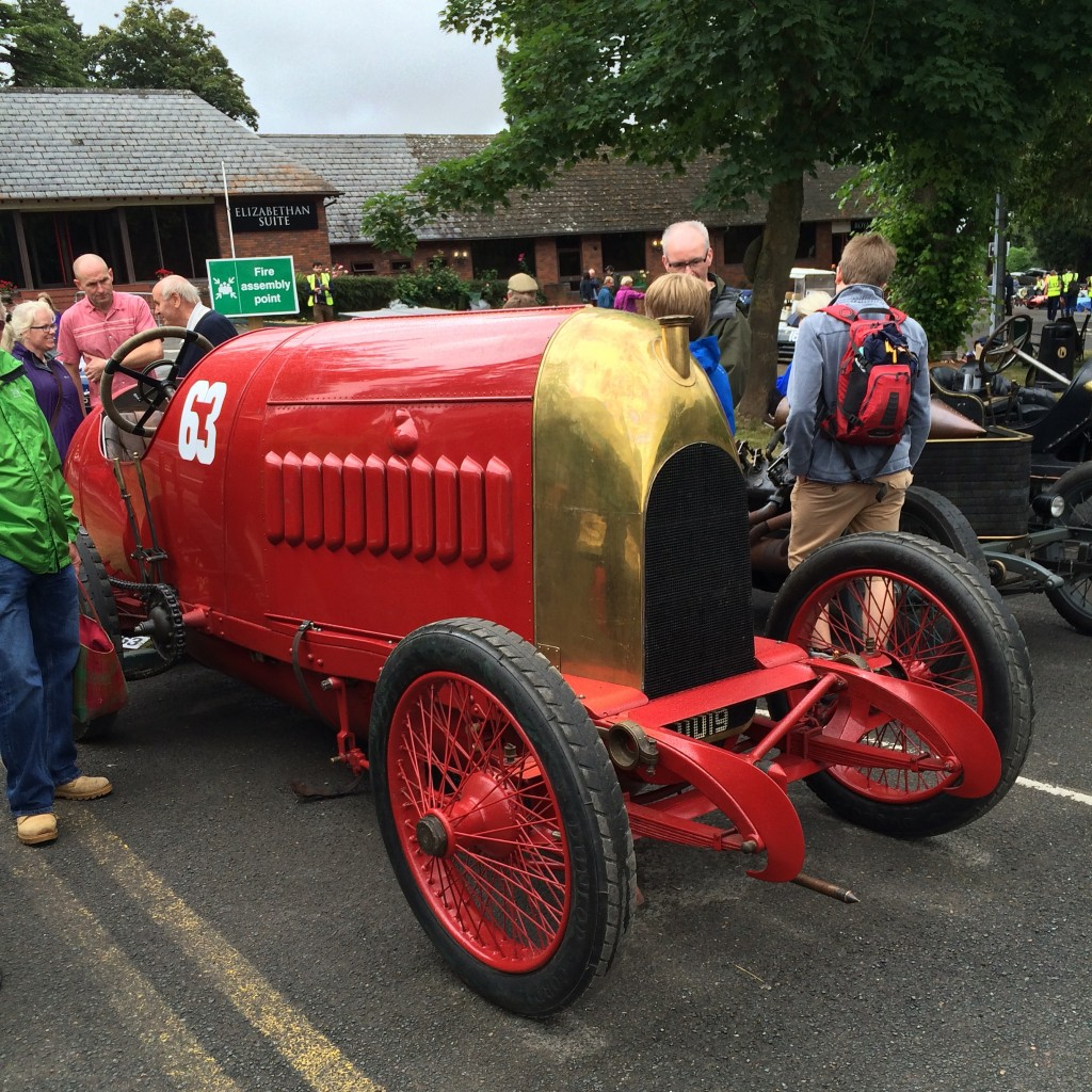 Beast of Turin, Chateau Impney Hill Climb, 365