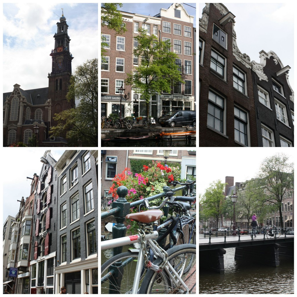 PicMonkey amsterdamCollage, Amsterdam, Buildings, Canal, Holiday
