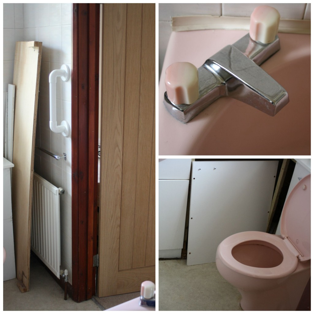 PicMonkey ensuite3Collage, Bathroom, Ensuite bathroom, Old bathroom