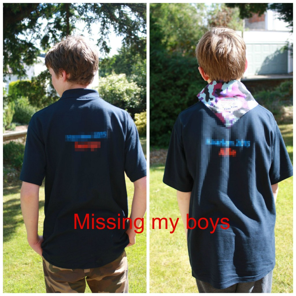 PicMonkey missingmyboysCollage, Sons, Scouts, Boys, Brothers, Scout camp