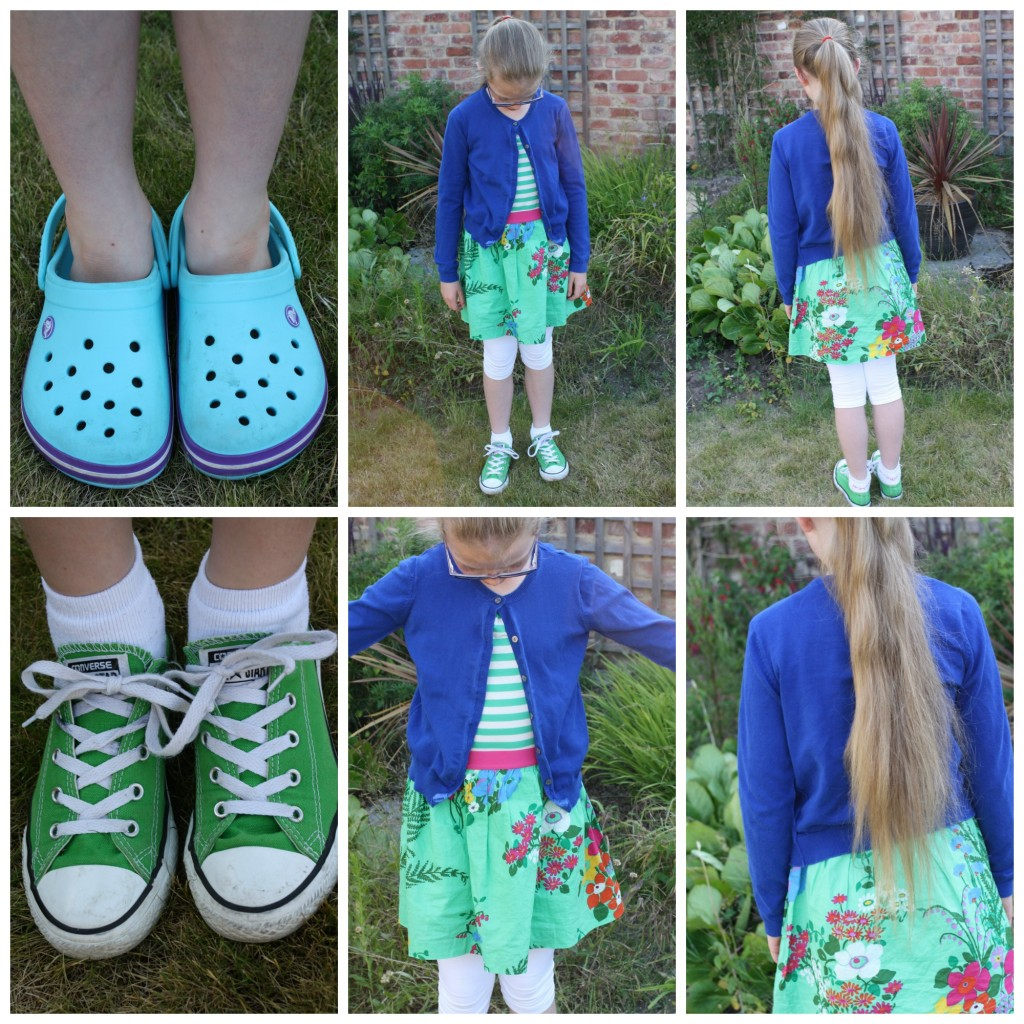 PicMonkey nextdress2Collage, Next, Dress, Daughter, Fashion, Crocs, Converse