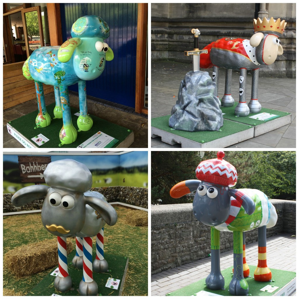 PicMonkey shauninthecity3Collage, Shaun in the City, Shaun the Sheep