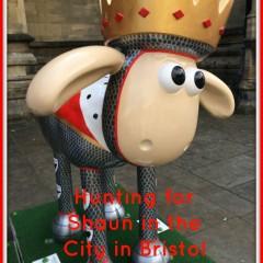 Shaun in the City in Bristol
