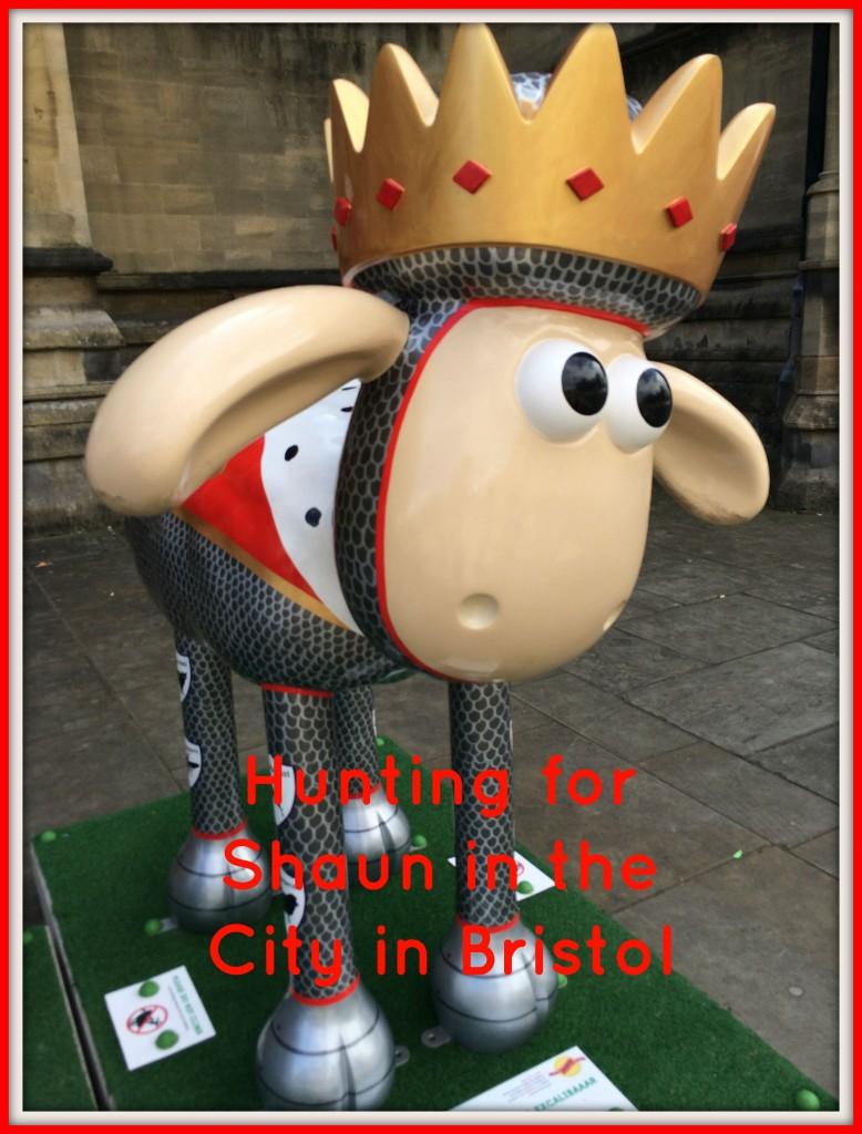 Shaun the Sheep, Shaun in the City, Bristol