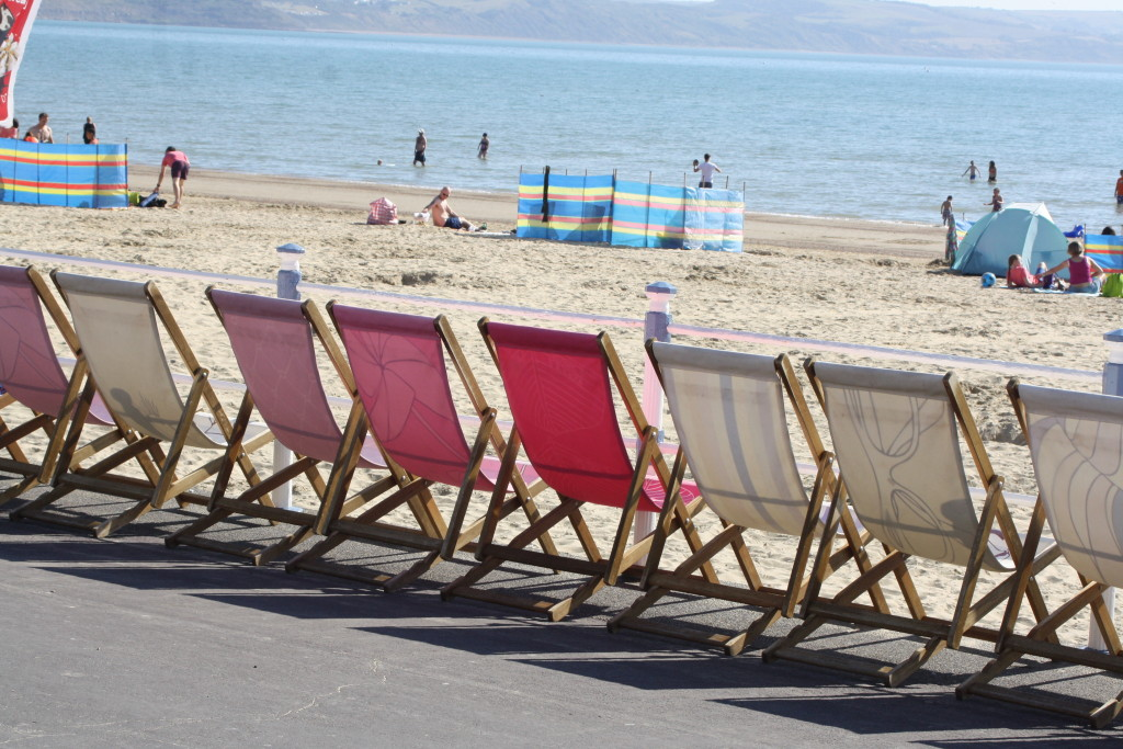 Deckchairs, Weymouth, Seaside, 365