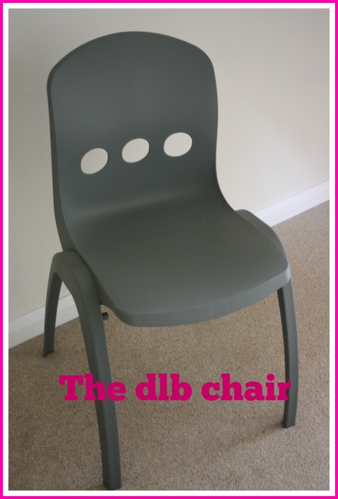 dlb chair, review, Don't Lean Back Chair