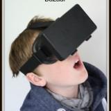 Virtual Reality at Hawkin's Bazaar