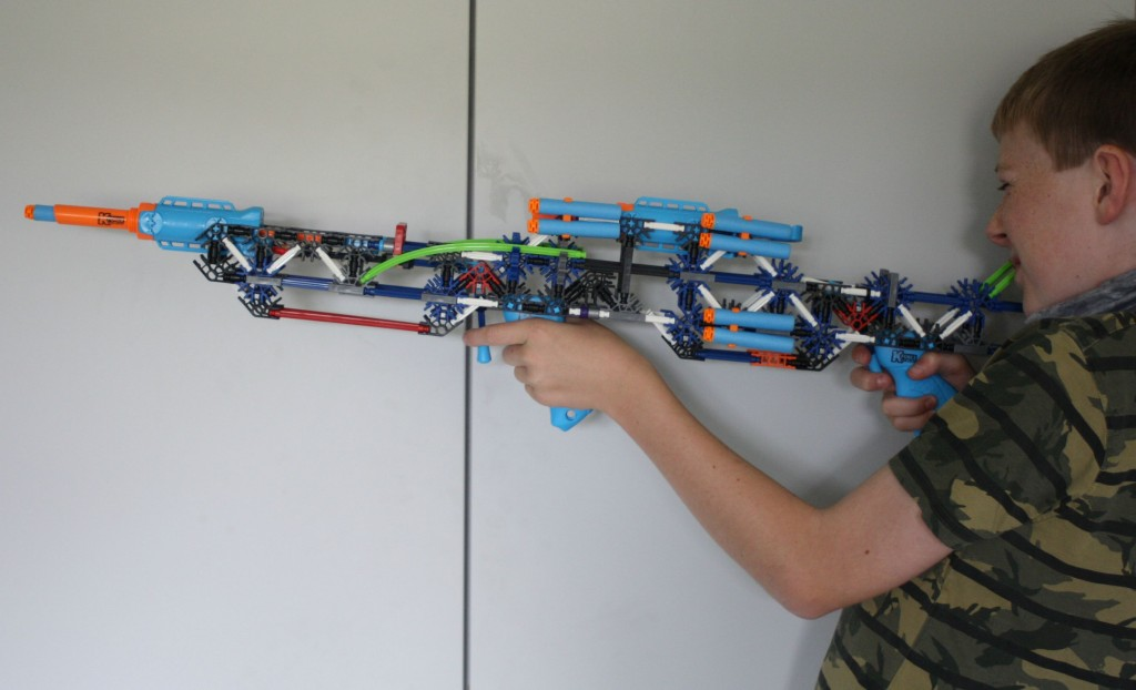 K'NEX, Son, Review