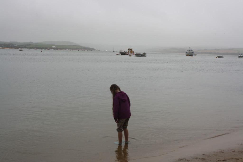 Padstow, Sea, Daughter, 365