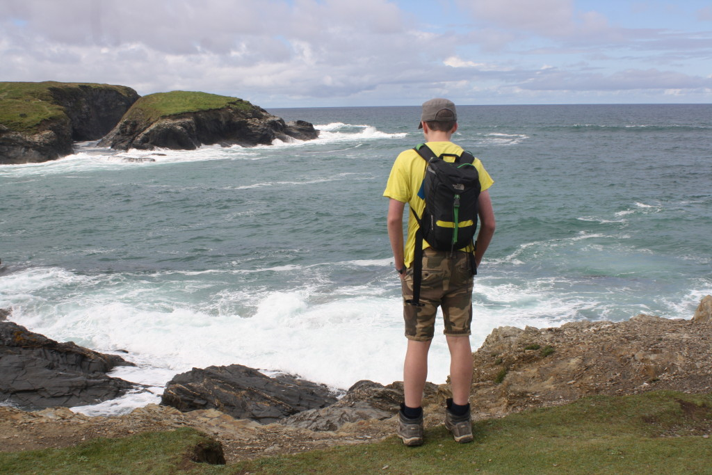 Son, Hiking, Cornwall, South West Coast Path
