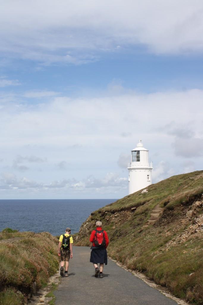 Coast Path, Cornwall, Husband, Son, 365