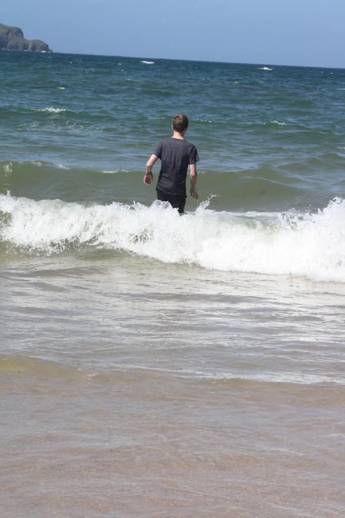 Sea, Son, Holiday, Cornwall, 365