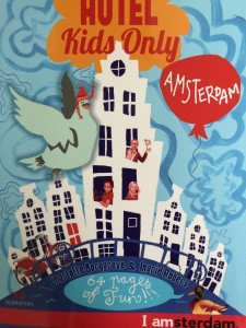 Hotel Kids Only, Amsterdam, Kids, Book review