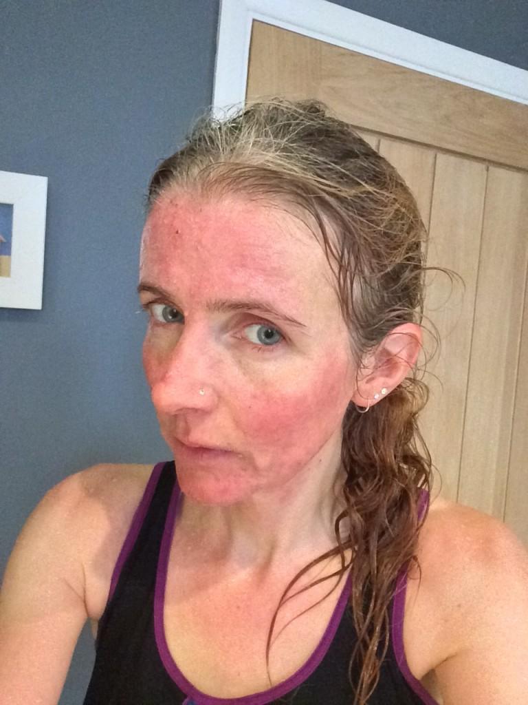Running, Training, Selfie