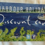 The family of five and the discount voucher