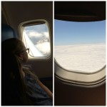The ups and downs of flying with my daughter
