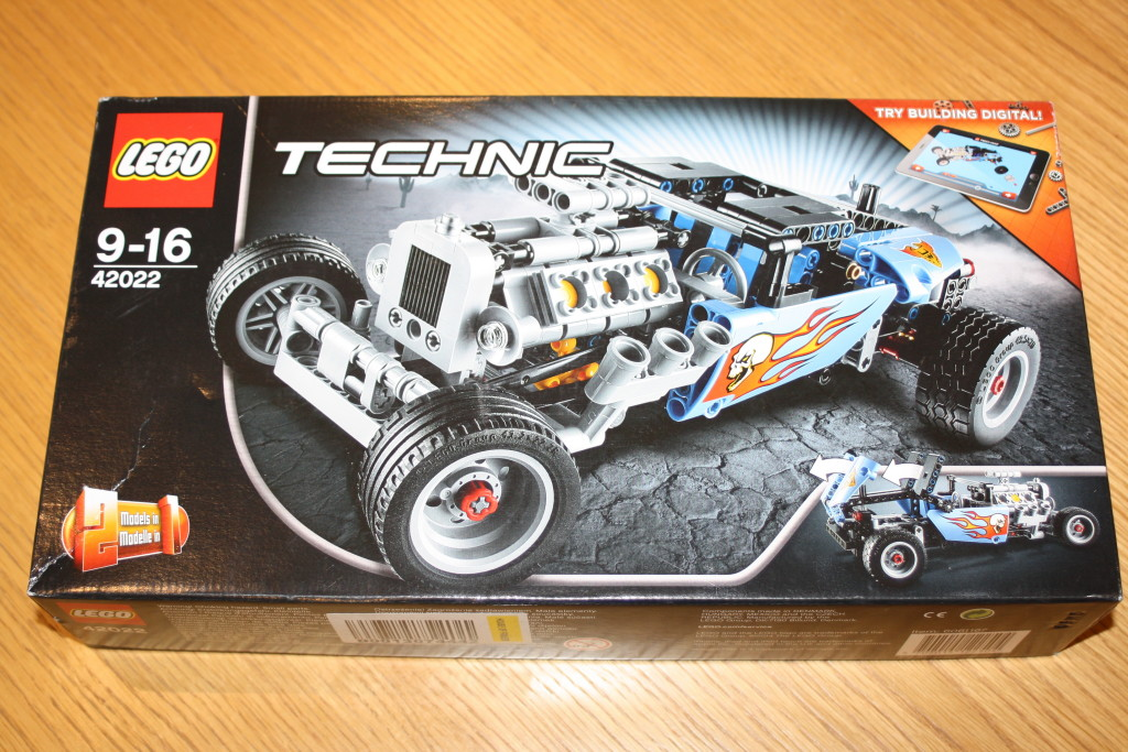 Lego, Lego Technic, Review, House of Fraser