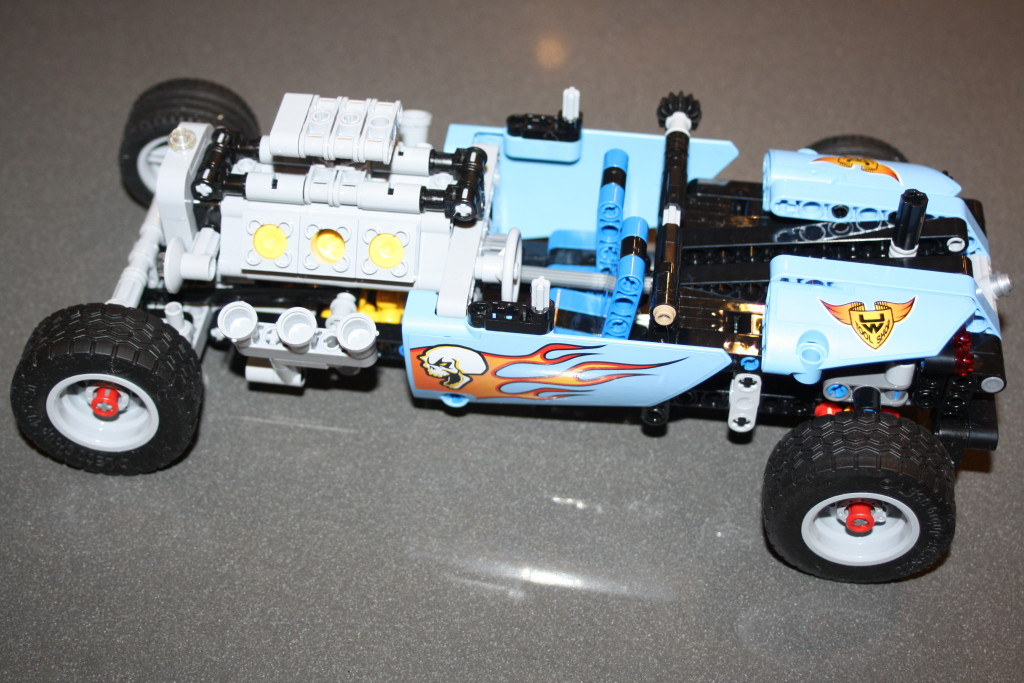 Lego Technic, Lego, House of Fraser, Review