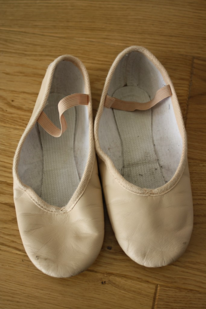 Ballet shoes, Dancing, 365