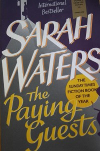 The Paying Guests, Sarah Waters, Book review
