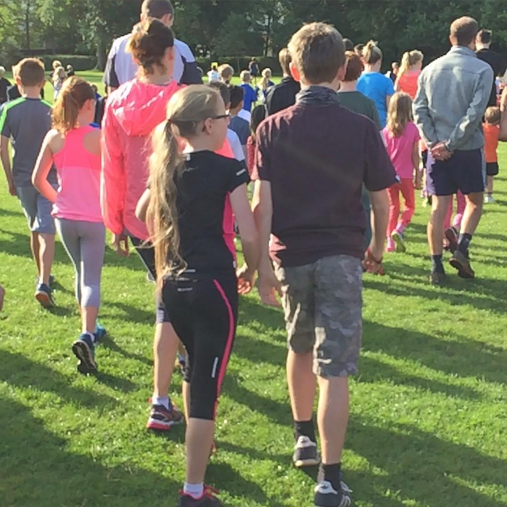 Junior Parkrun, Parkrun, Son, Daughter, Loud 'n' Proud, Running