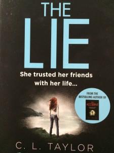 The Lie, Book review, CL Taylor