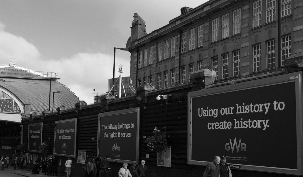Paddington Station, London, Silent Sunday, My Sunday Photo