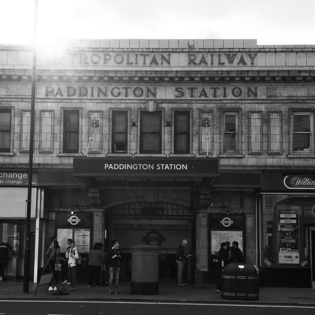London, Paddington Station