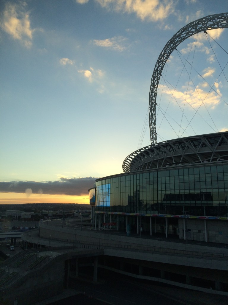 Wembley, London, Silent Sunday, My Sunday Photo, Check Out That View