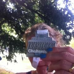 The Cheltenham half marathon: Missing my running