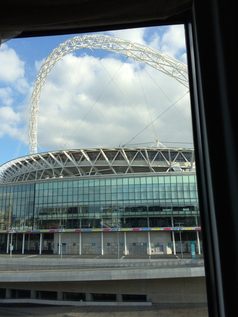 Wembley, London, 365