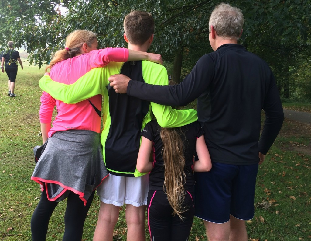 Parkrun, Family, Running, 365